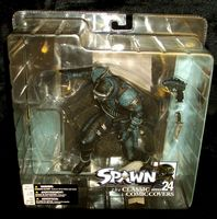 Spawn Series 24 Classic Comic Covers: i64 - Sealed on Card